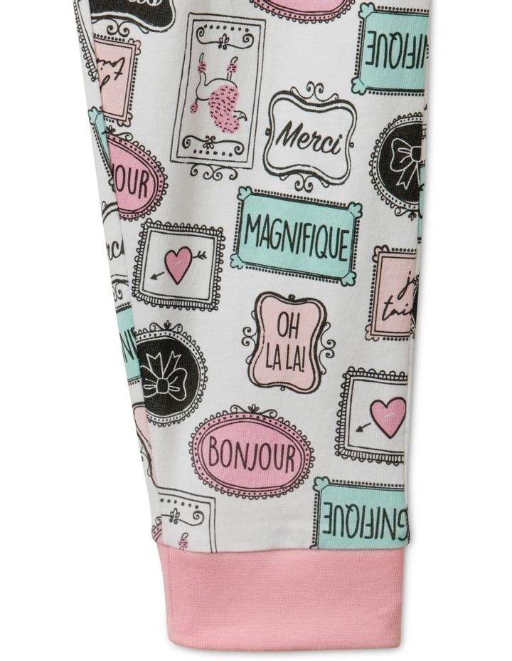 Bonjour Paris Pyjama Set image 6