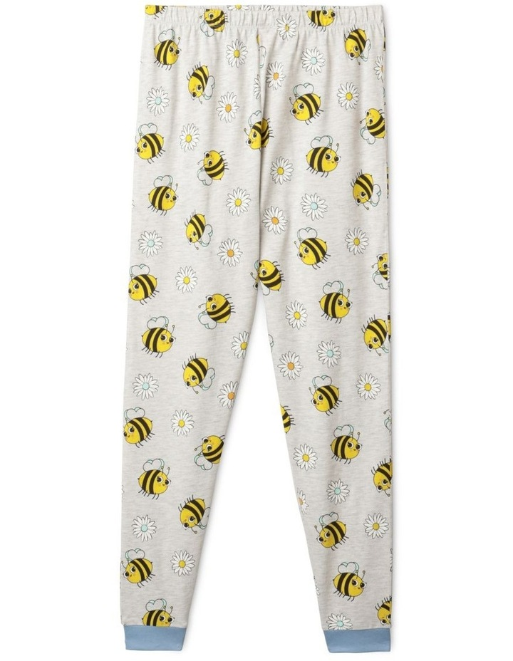 Meant To Bee Blue Pyjamas Set image 4