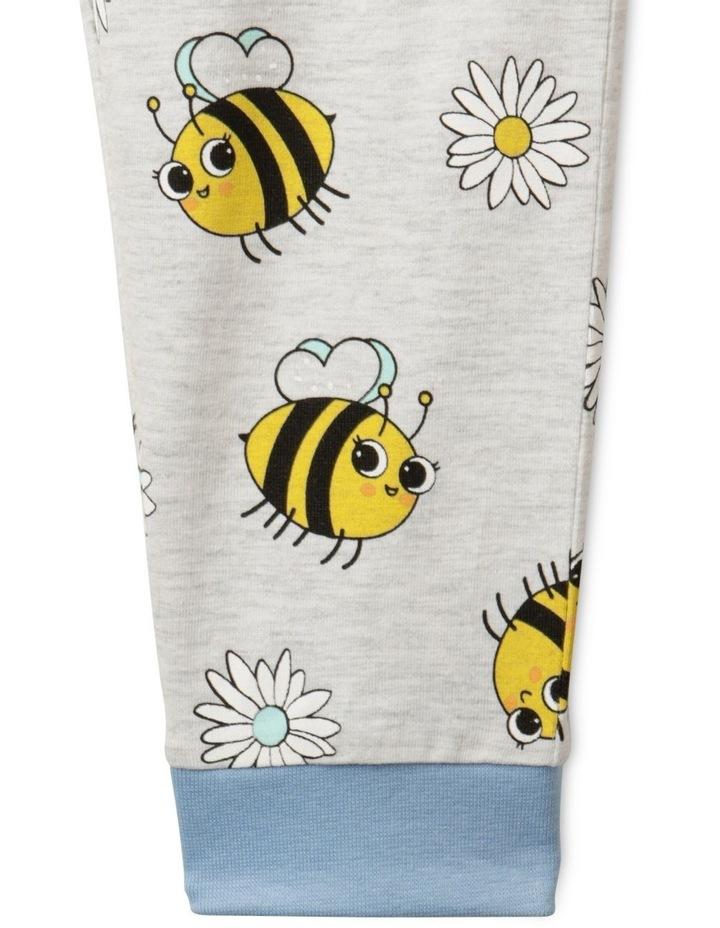 Meant To Bee Blue Pyjamas Set image 6