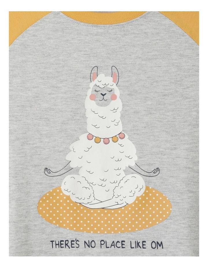 Meditating Llama Nightie image 2