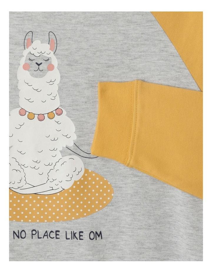 Meditating Llama Nightie image 3