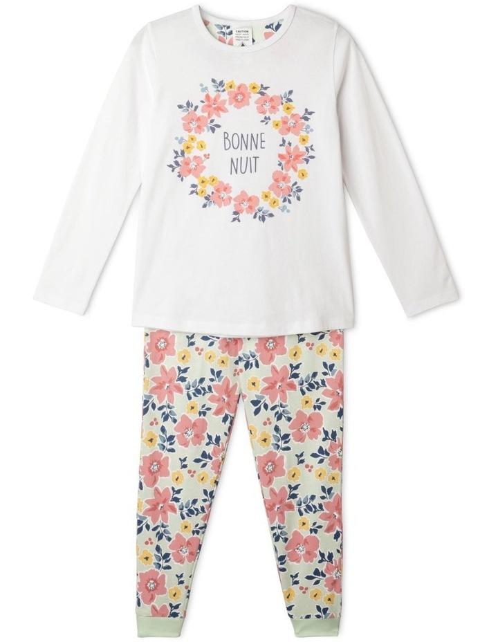 Sweet Dreams Floral Pyjama Set image 1