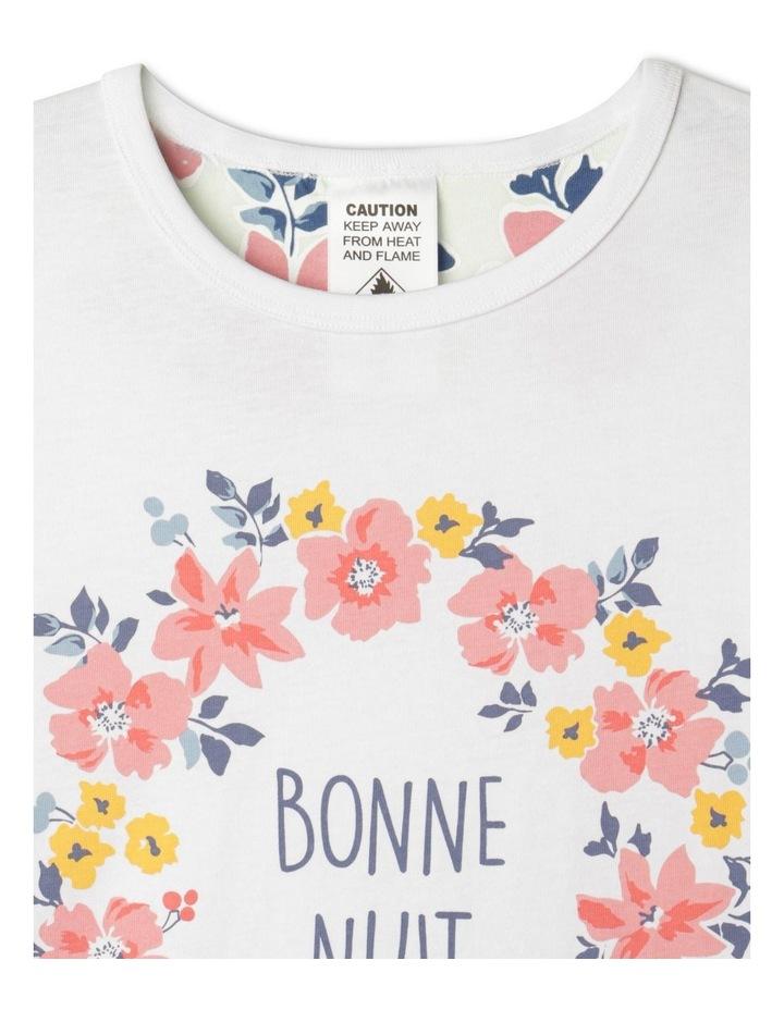 Sweet Dreams Floral Pyjama Set image 3