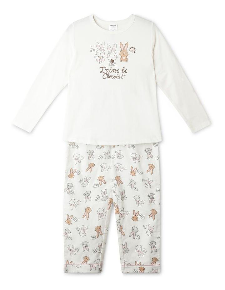 J'aime Le Chocolat Pyjama Set image 1