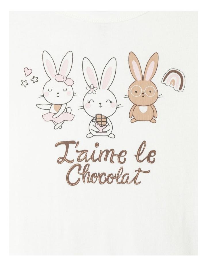 J'aime Le Chocolat Pyjama Set image 2