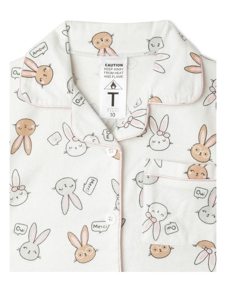 Bunnies Pyjama Set image 2