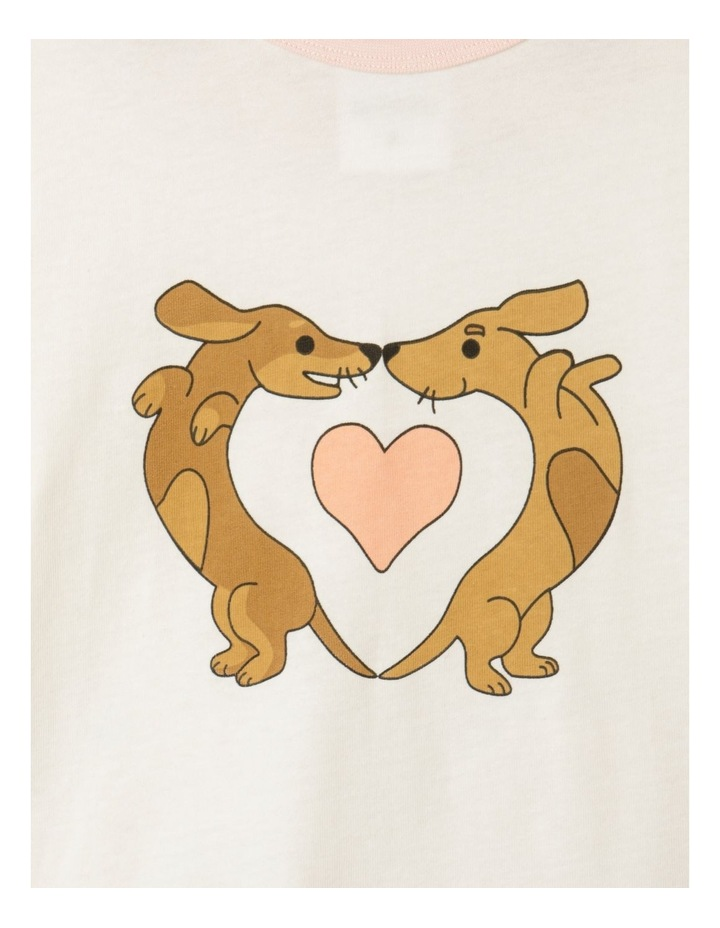 Pretzel Sausage Dogs Pyjamas image 2