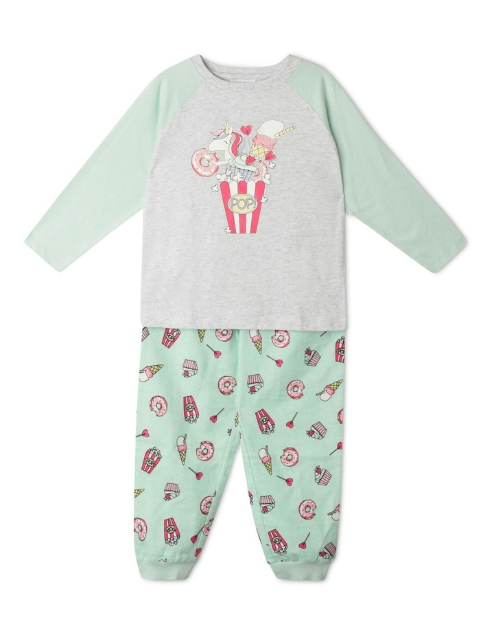 Unicorn & Movie Time Pyjamas image 1