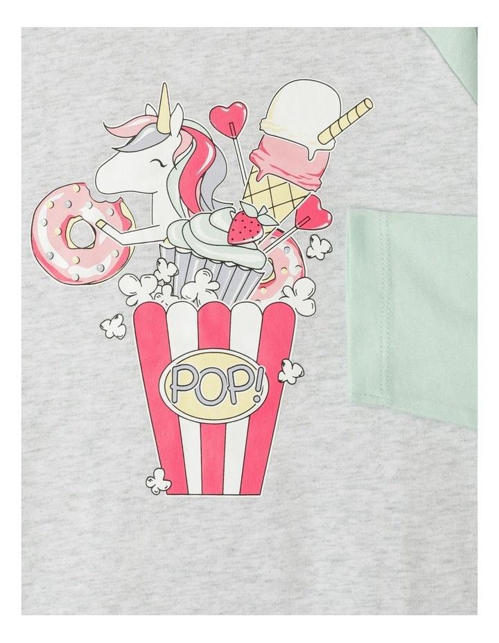 Unicorn & Movie Time Pyjamas image 3