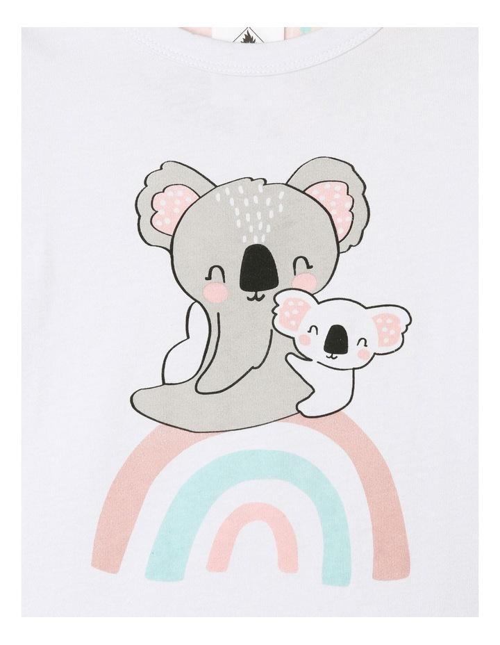 Koalas & Rainbows Pyjama Set image 2