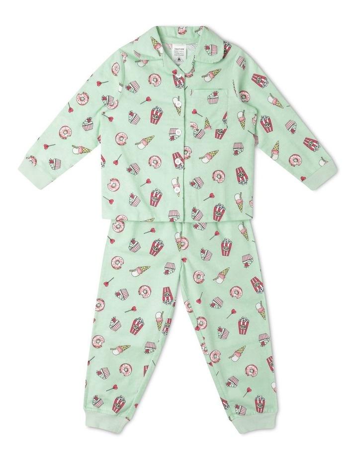Unicorn Sparkles Pyjama Set image 1