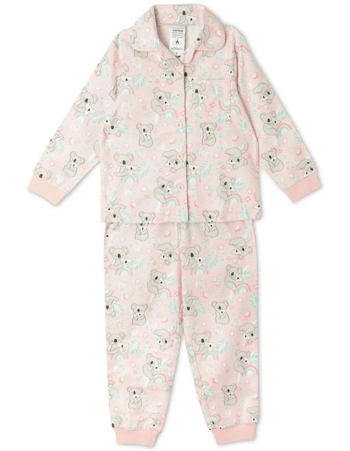Koala & Rainbows Flannelette Pyjamas image 1