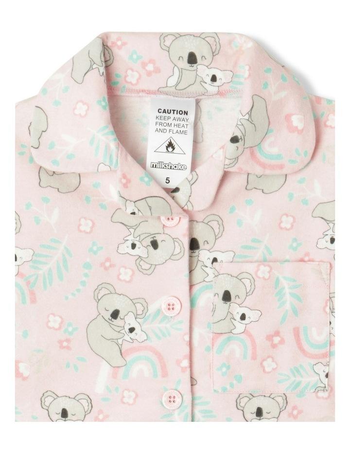 Koala & Rainbows Flannelette Pyjamas image 2