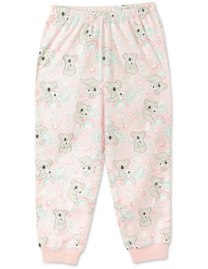 Koala & Rainbows Flannelette Pyjamas image 3