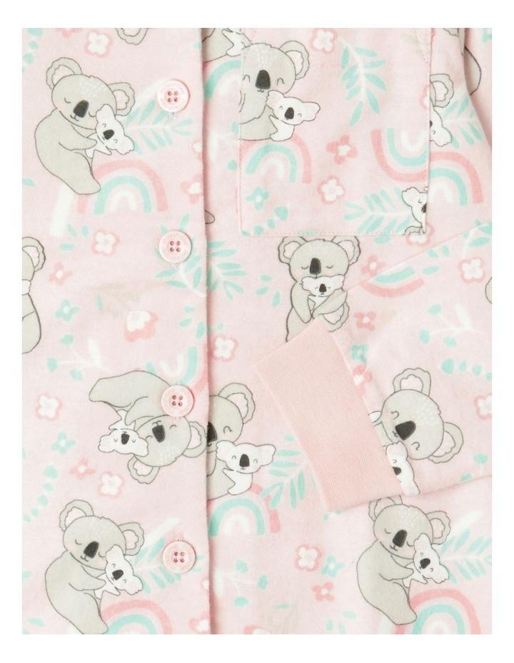 Koala & Rainbows Flannelette Pyjamas image 4