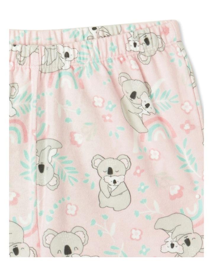 Koala & Rainbows Flannelette Pyjamas image 5
