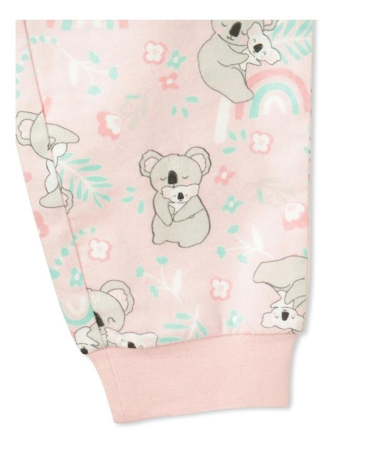 Koala & Rainbows Flannelette Pyjamas image 6