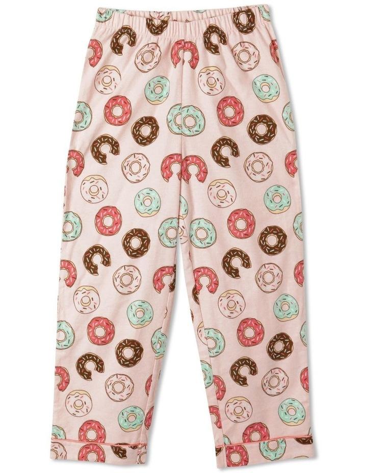 Donut Wake Me Up Pyjama Set image 4