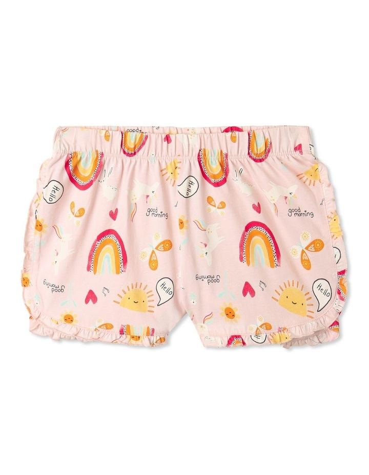Bunicorn Hop Pale Pink Pyjamas Set image 4