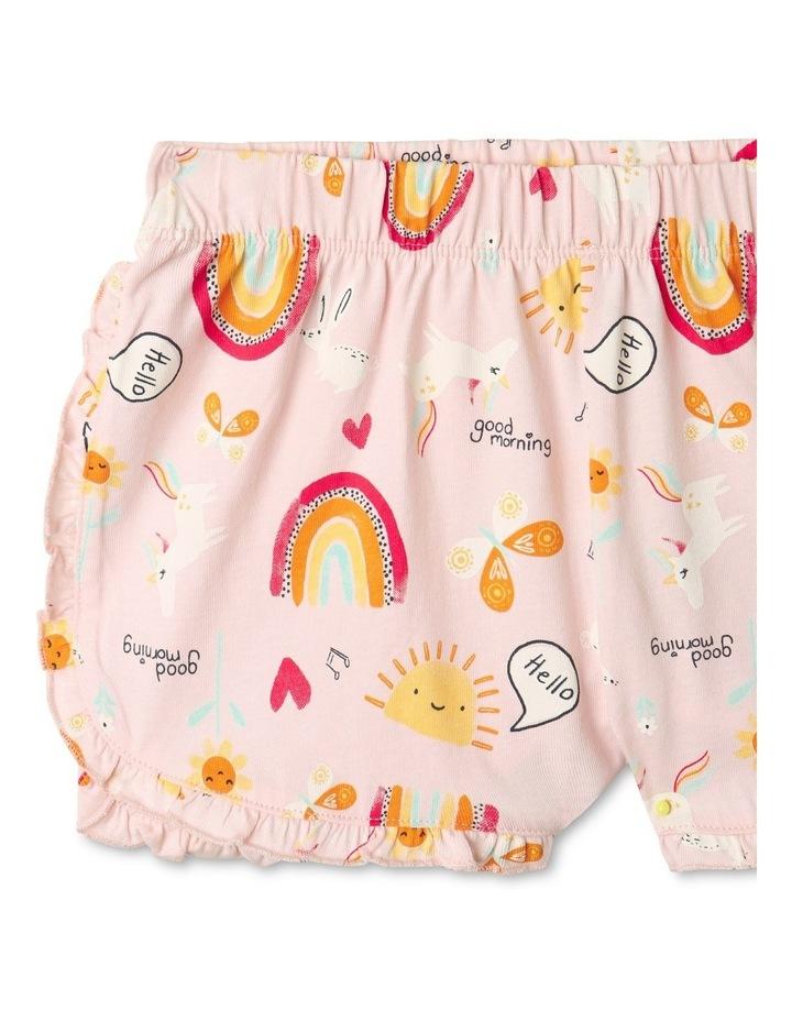 Bunicorn Hop Pale Pink Pyjamas Set image 5