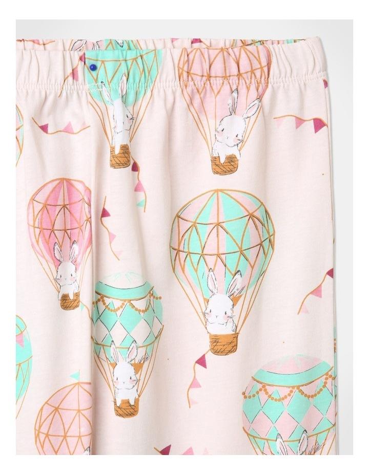Balloon Bunnies 3-Piece Pyjama Set in Light Pink image 6