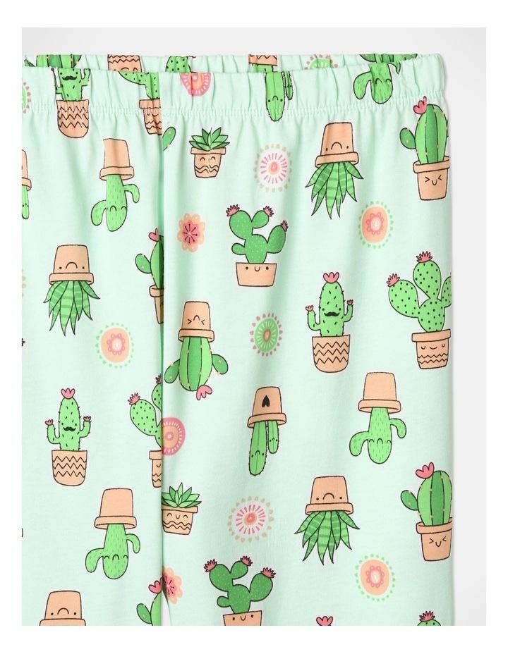 Aloe There 3-Piece Pyjama Set in Aqua image 6