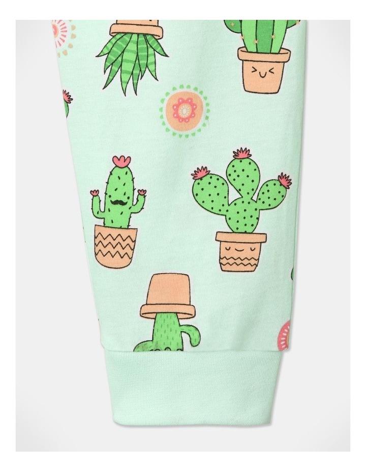 Aloe There 3-Piece Pyjama Set in Aqua image 7