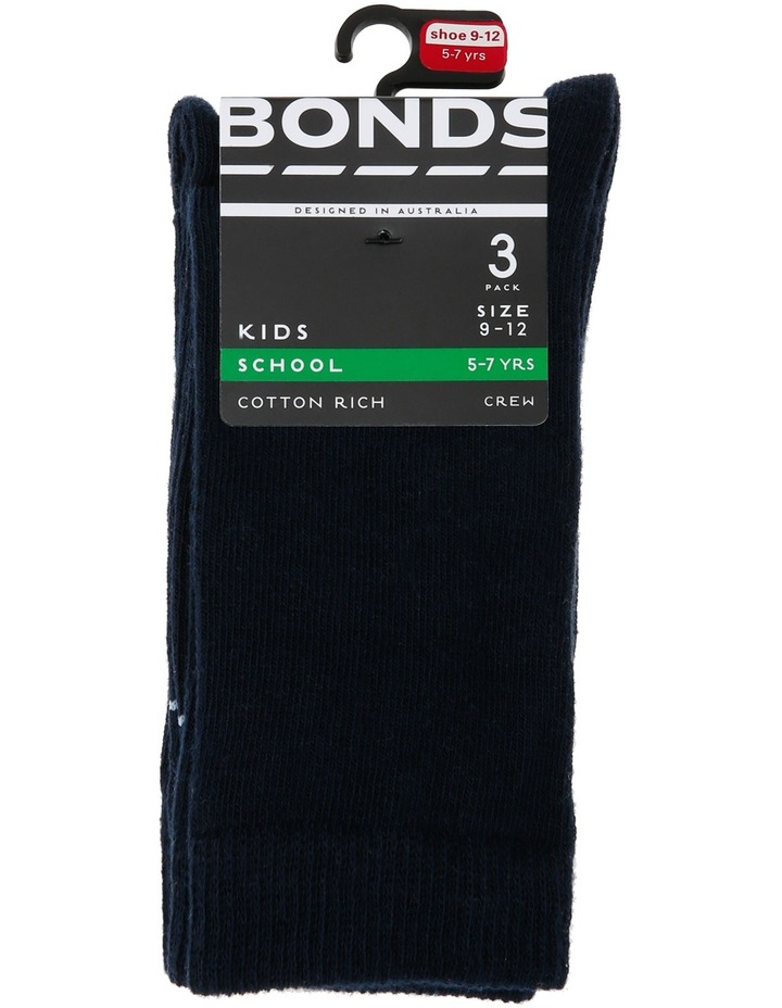 Bonds Tough School Crew 3PK image 1