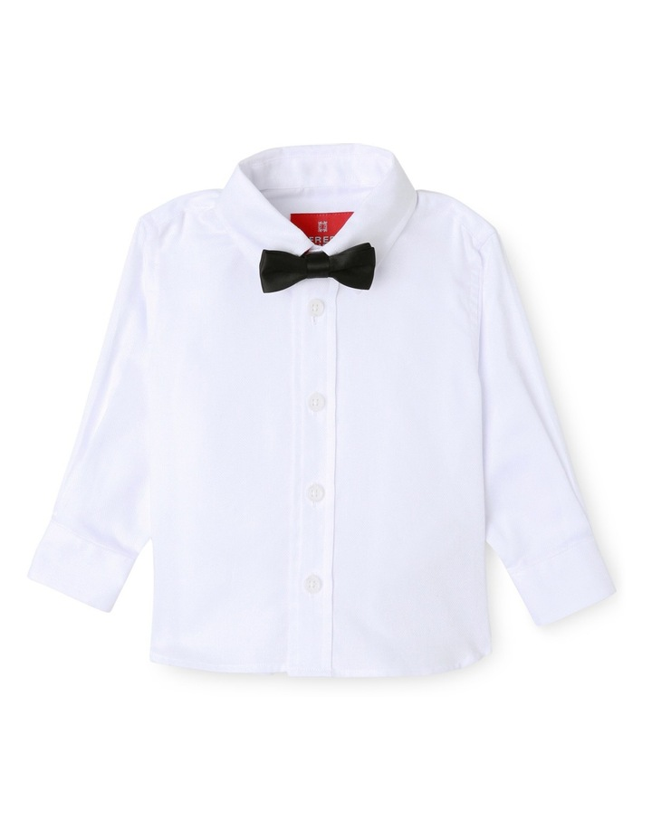 Shirt & Bow Tie Set image 1