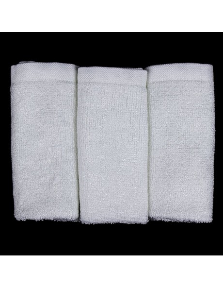 Bamboo 3 Pack Face Washer image 2
