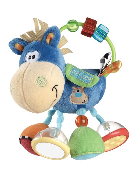 Clip Clop activity rattle image 1