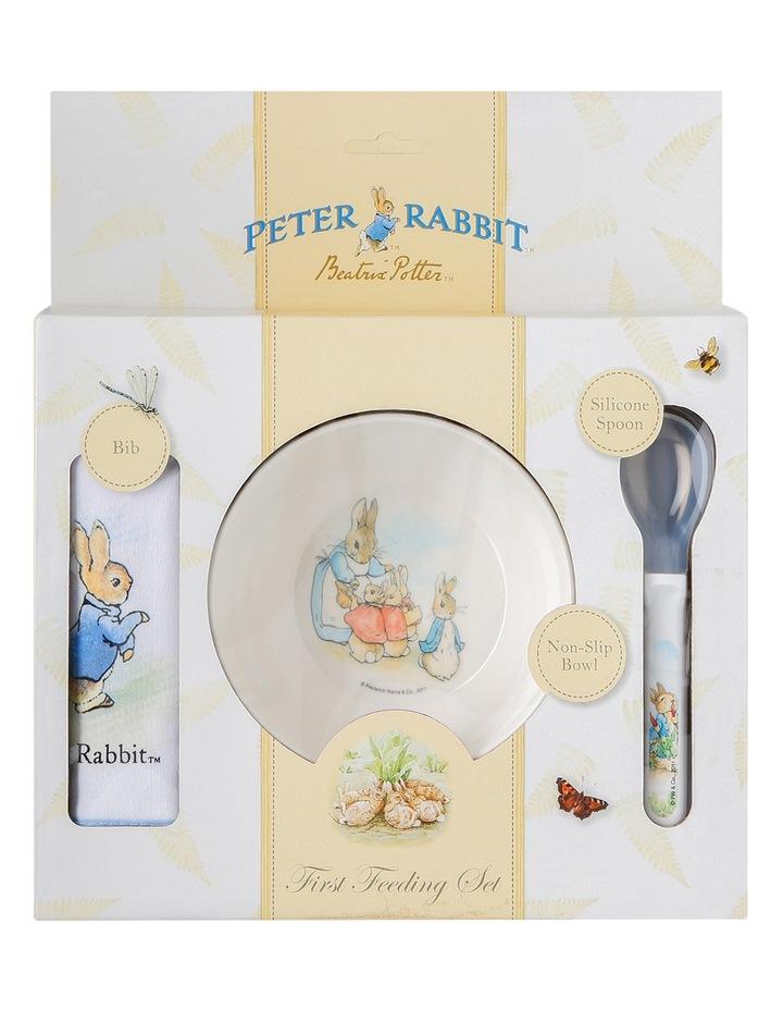 Beatrix Potter 3pc First Feeding Set3pc First Feeding Set