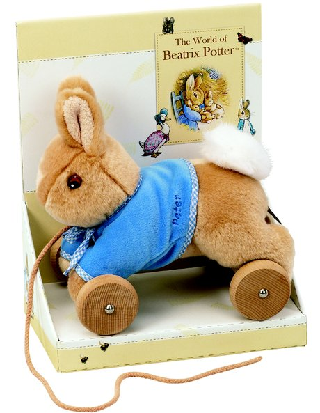 Pull Along Peter Rabbit BP150163 image 1