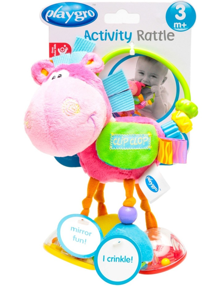 CLOPETTE ACTIVITY RATTLE image 1