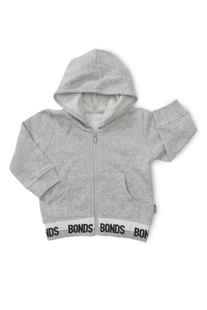 Bonds - Logo Zip Hoodie