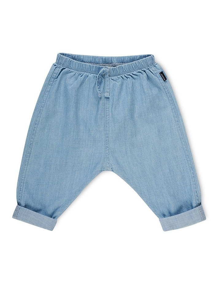 Chambray Pants image 1