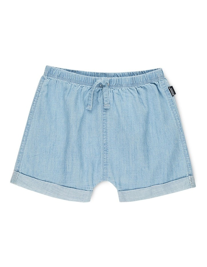 Bonds Chambray Short image 1