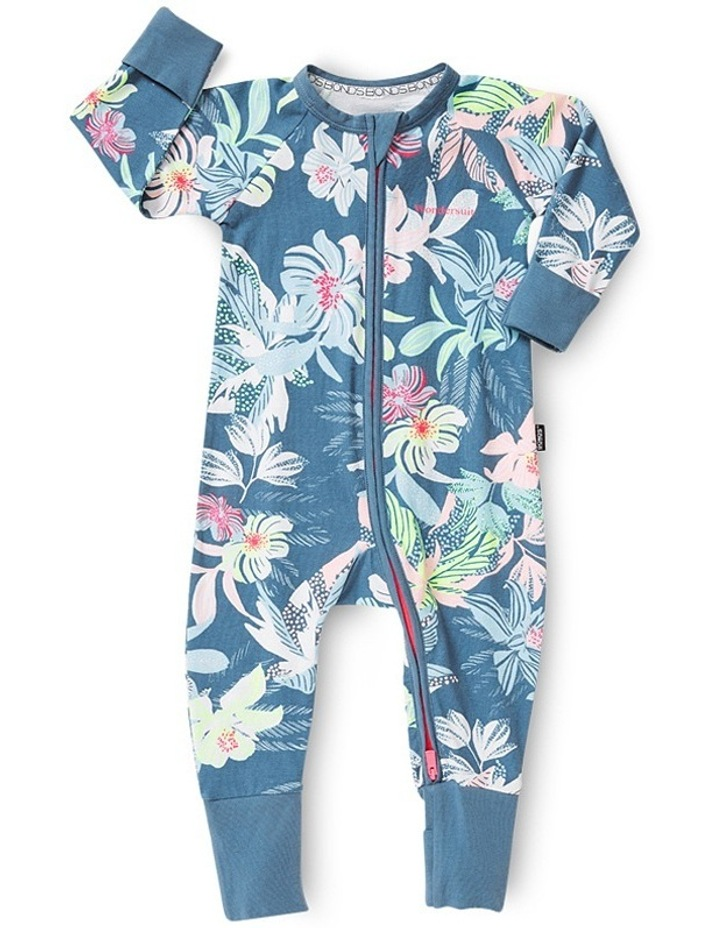 Lower Price with Girls Bonds Wondersuit Size 0 Fast Color Baby & Toddler Clothing