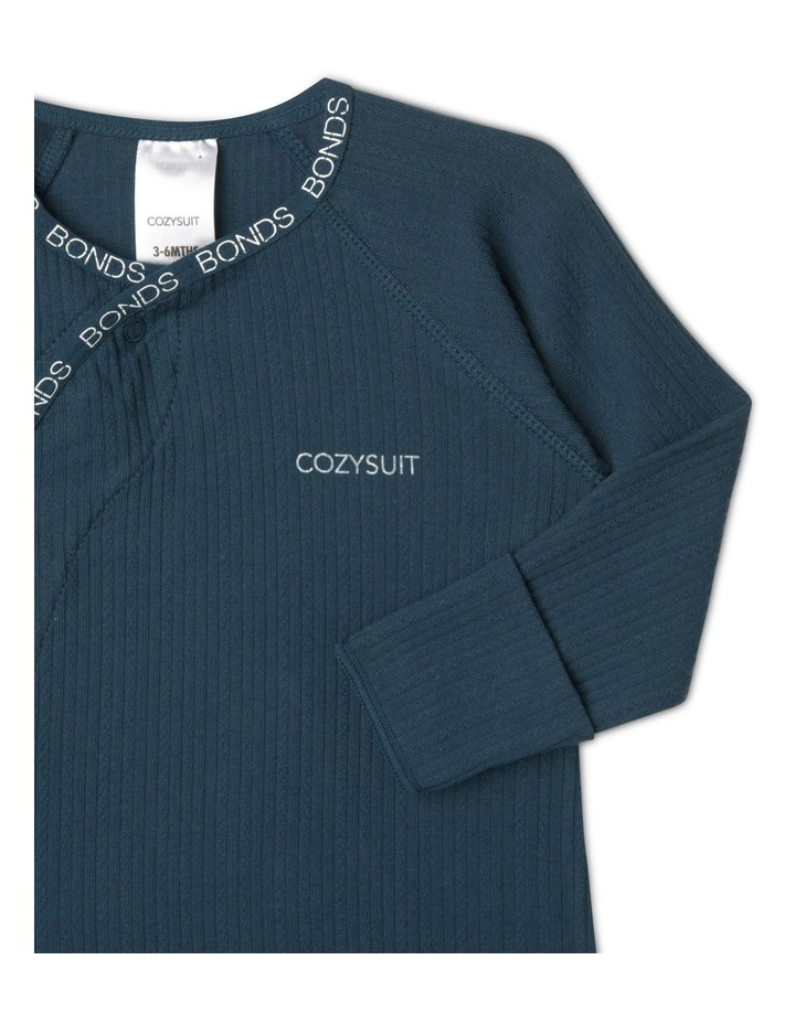Pointelle Coverall image 2