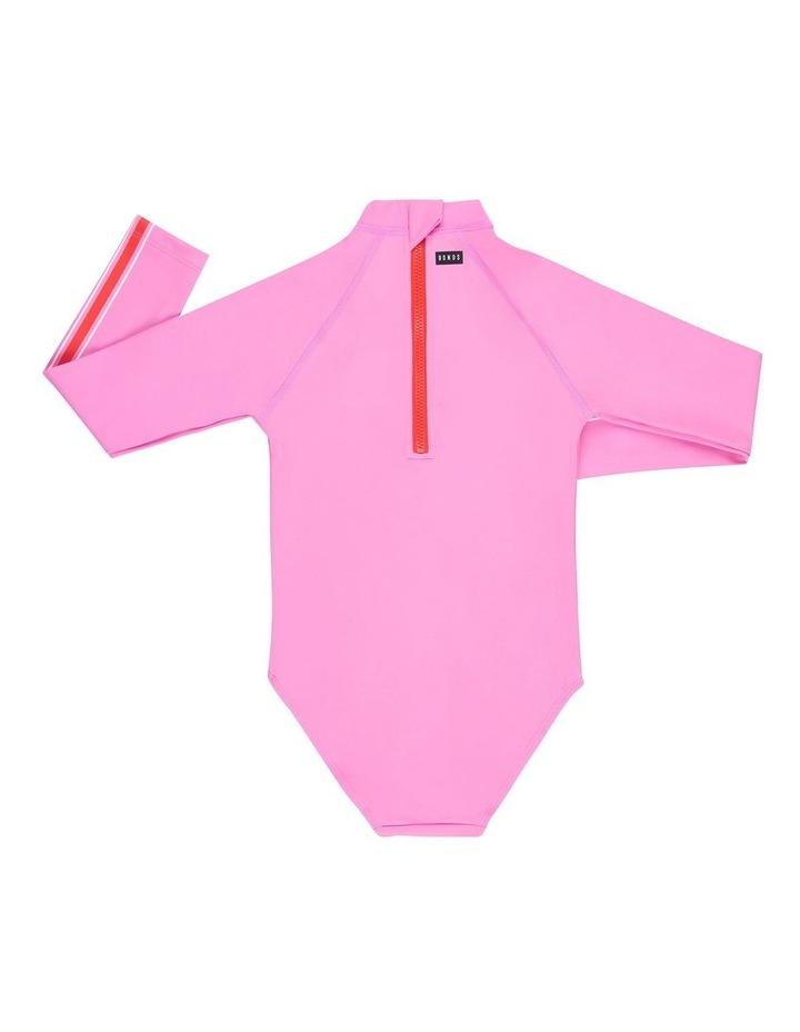 Kids Long Sleeve One Piece Swimwear image 2