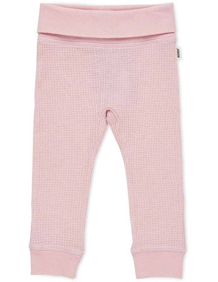 Waffle Roll Trackie Pink image 1