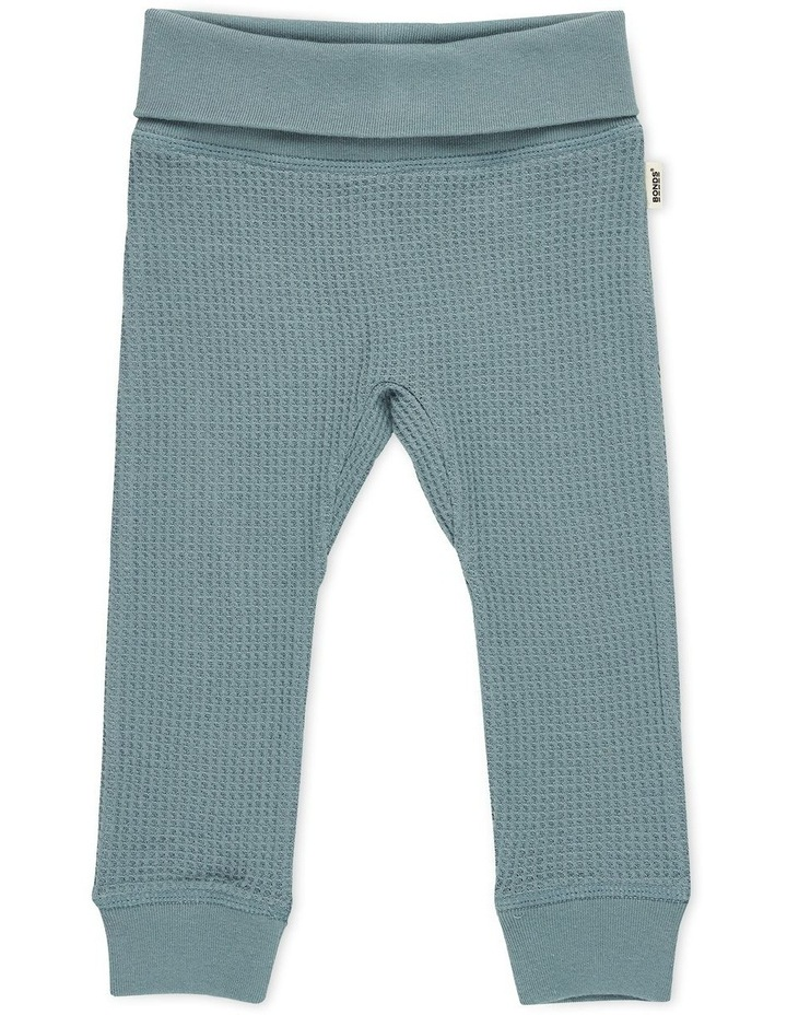 Waffle Roll Trackie Blue image 1