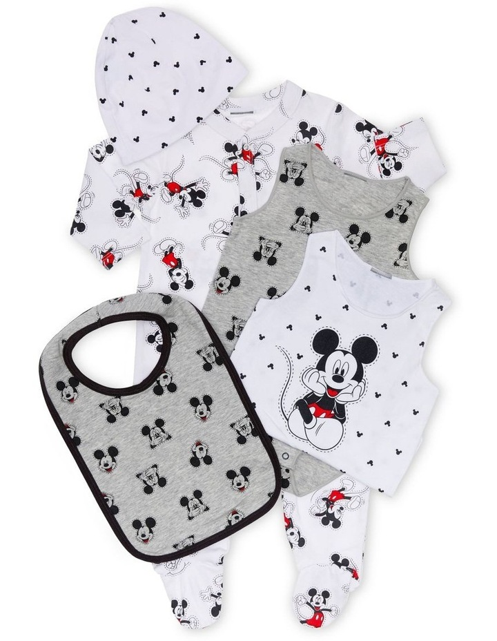 Mickey 5 Piece Baby Gift Set image 1