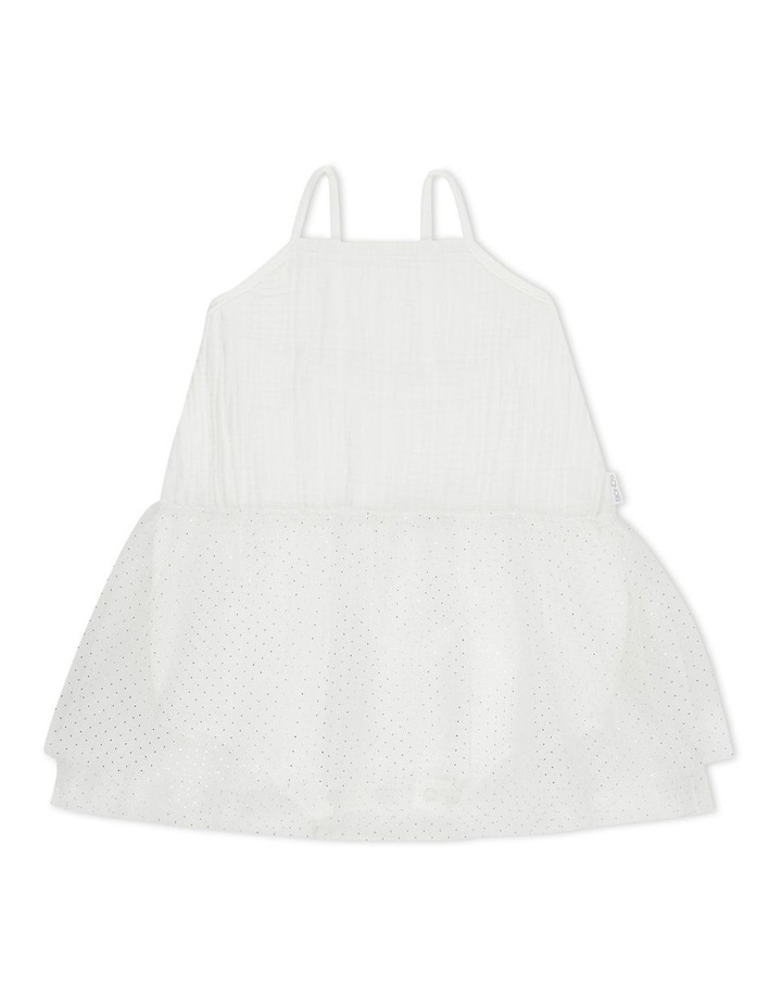 Cheesecloth Tulle Playsuit image 1