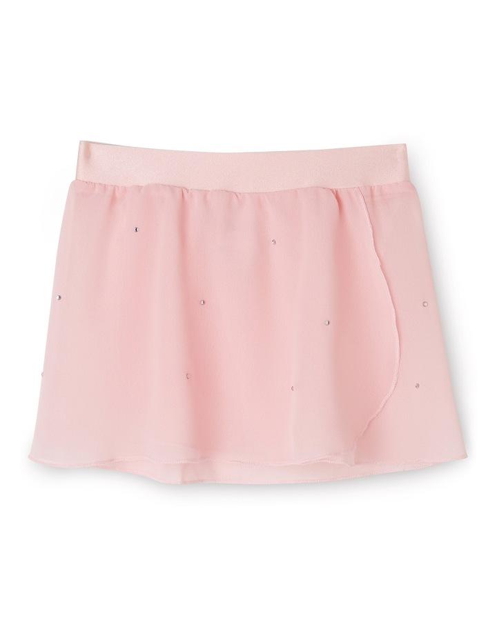 Ballet Elastic Wrap Skirt image 1