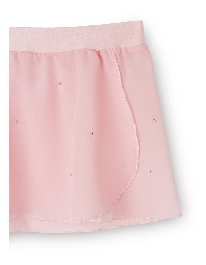 Ballet Elastic Wrap Skirt image 2