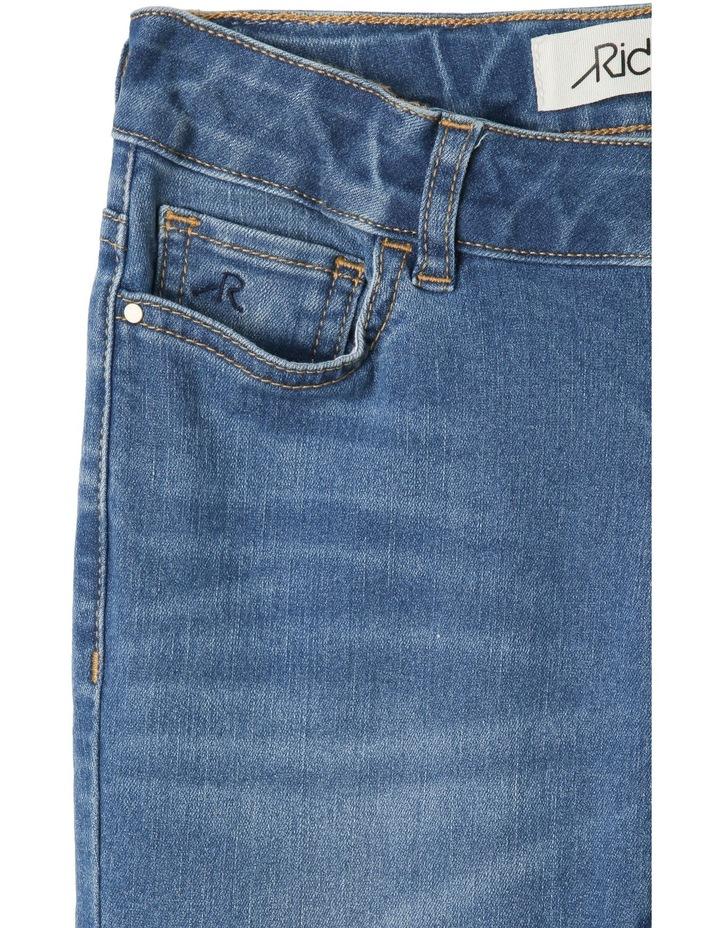 Girls Spray On Mid Skinny Jean image 2