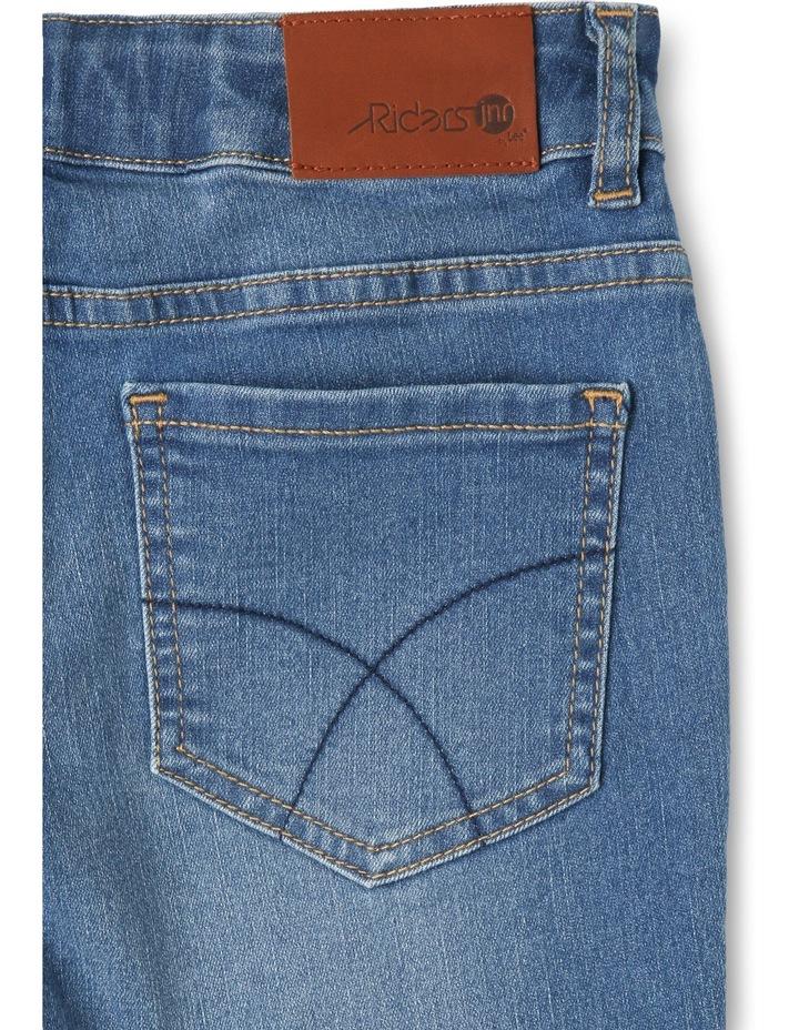 Girls Spray On Mid Skinny Jean image 3