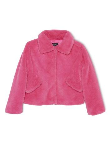 9902c14814a Bardot Junior Cole Plush Jacket