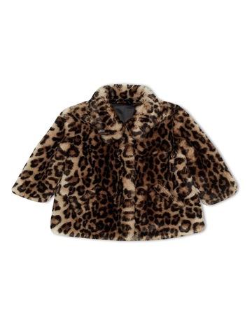 60393301 Bardot Junior Cole Plush Jacket